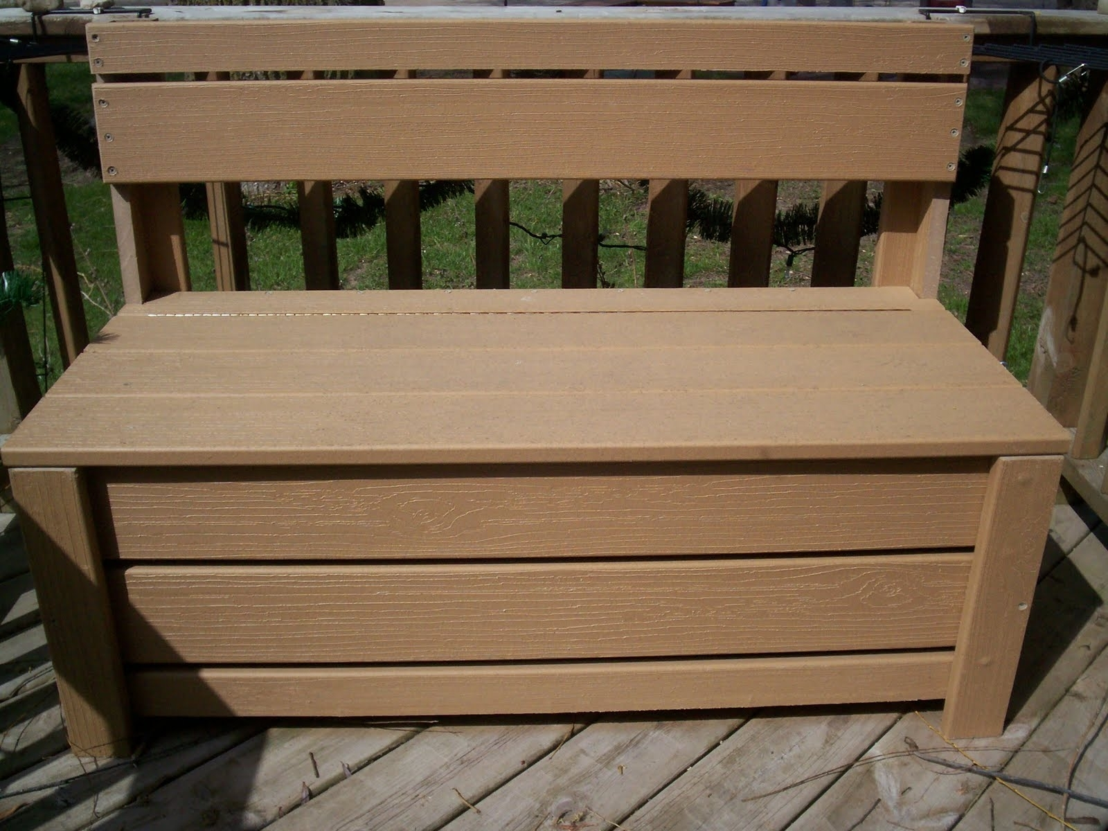 Image of: Simple Storage Bench Plans Corner Storage Bench Plans Ideas For Outdoor Cushion Storage Bench Classic Outdoor Cushion Storage Bench