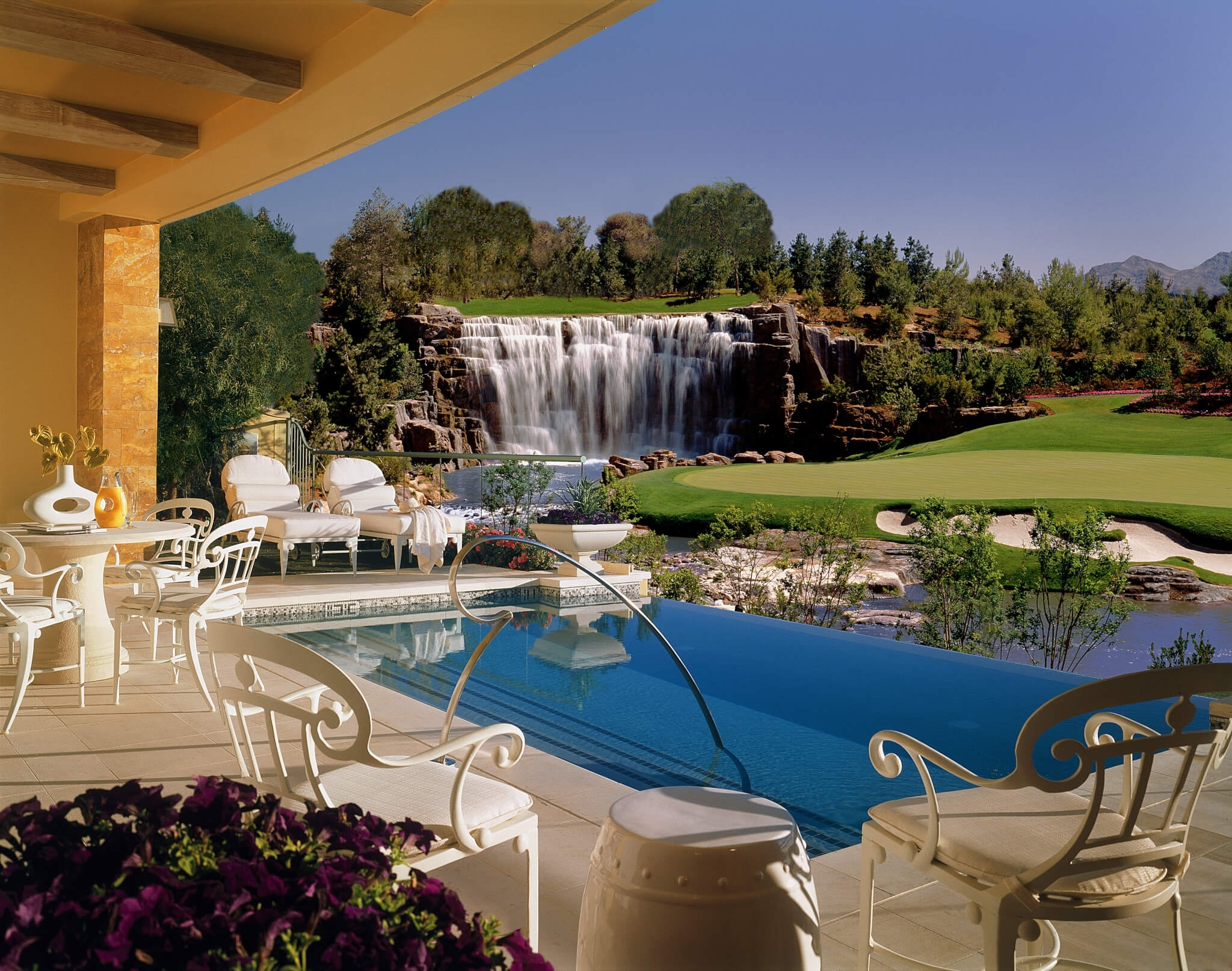 Image of: Wynn Las Vegas Lifescapes International With Regard To Lifescapes Landscaping Diy Ideas Lifescapes Landscaping