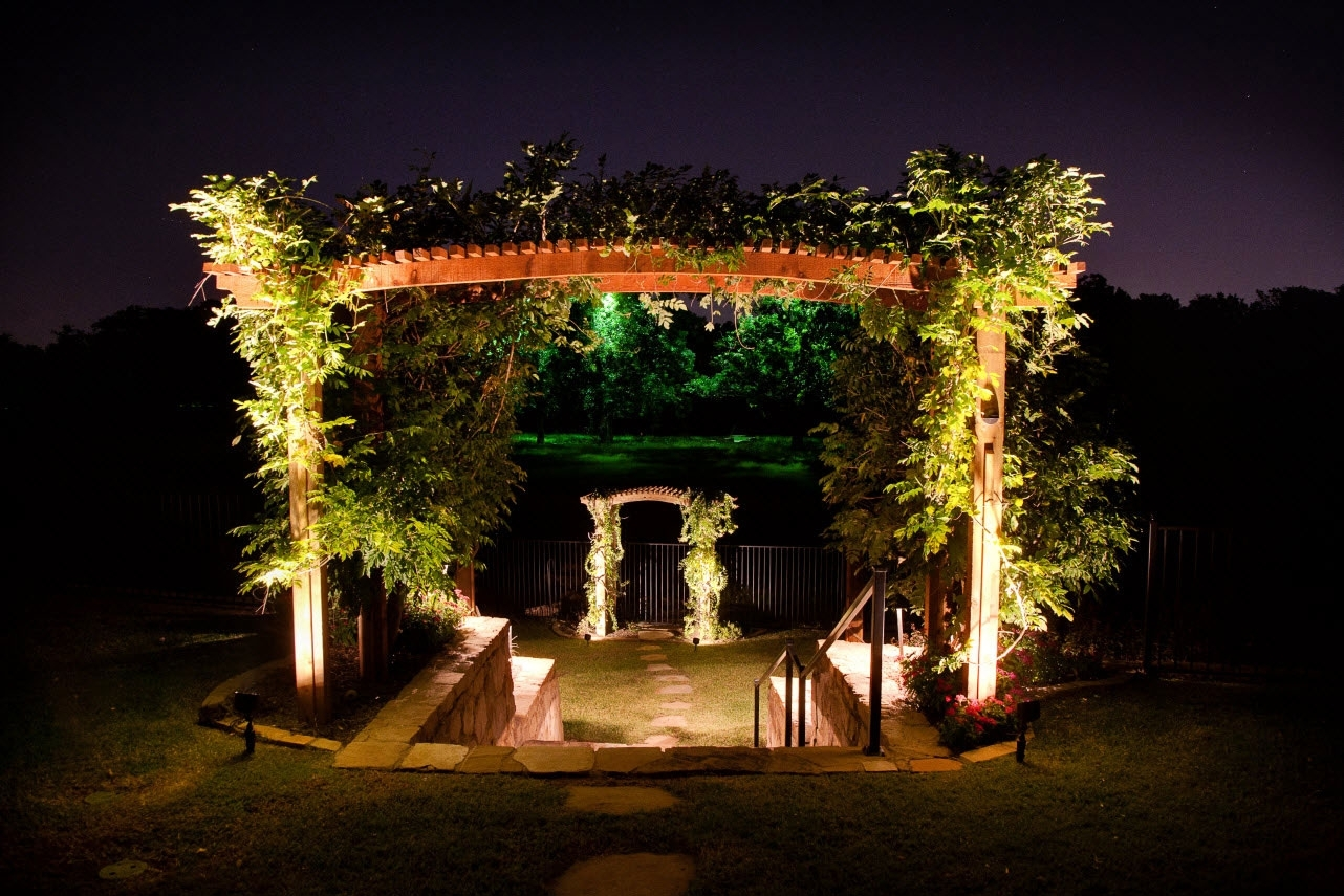Image of: 20 Awesome Outdoor Lighting Ideas You Might Want To Try Hgnv With Regard To Outdoor Lighting Designs Outdoor Lighting Designs In Facades