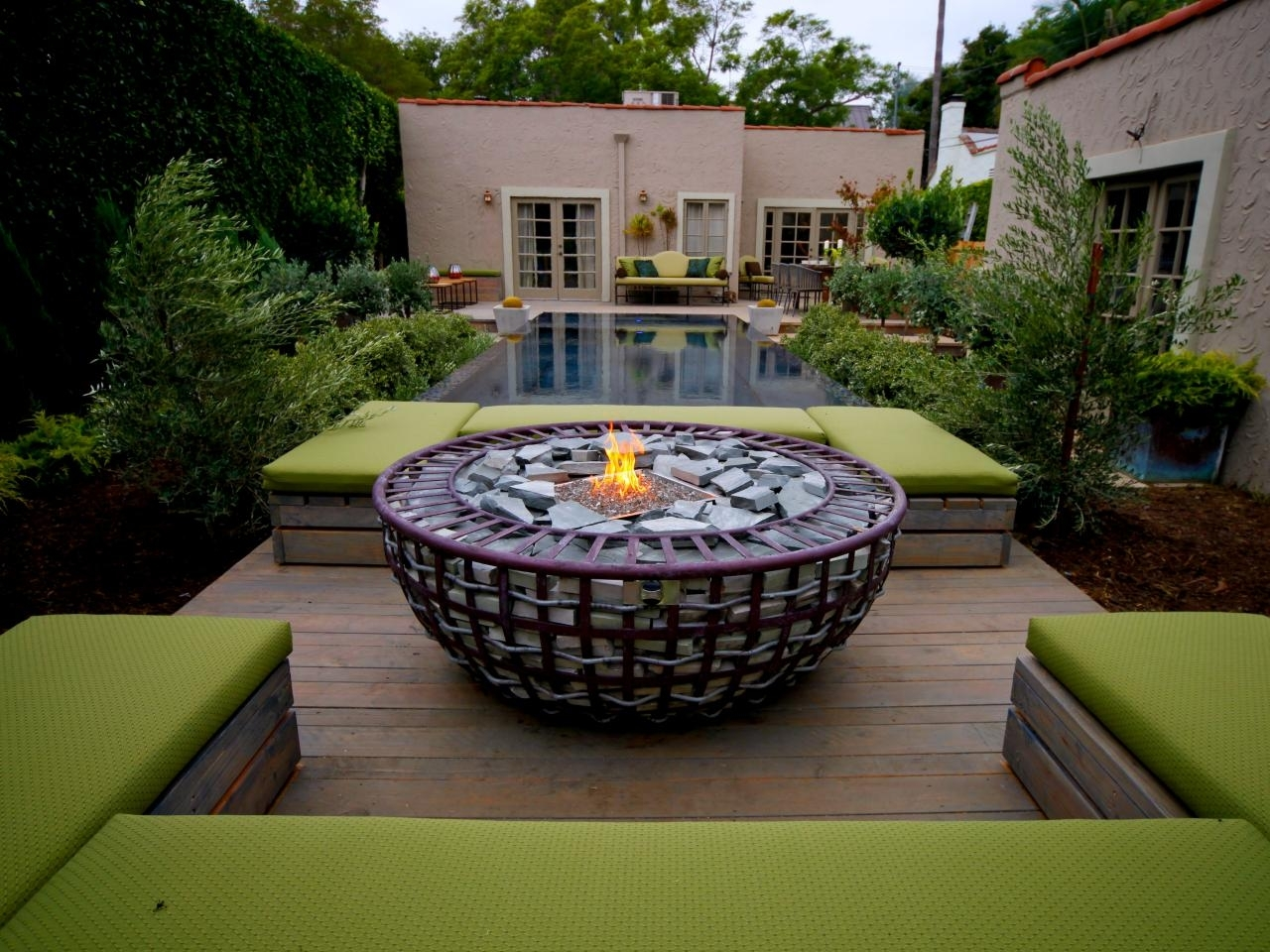 66 Fire Pit And Outdoor Fireplace Ideas Diy Network Blog Made Pertaining To Unique Outdoor Fireplaces Grill Diy Unique Outdoor Fireplaces Grill