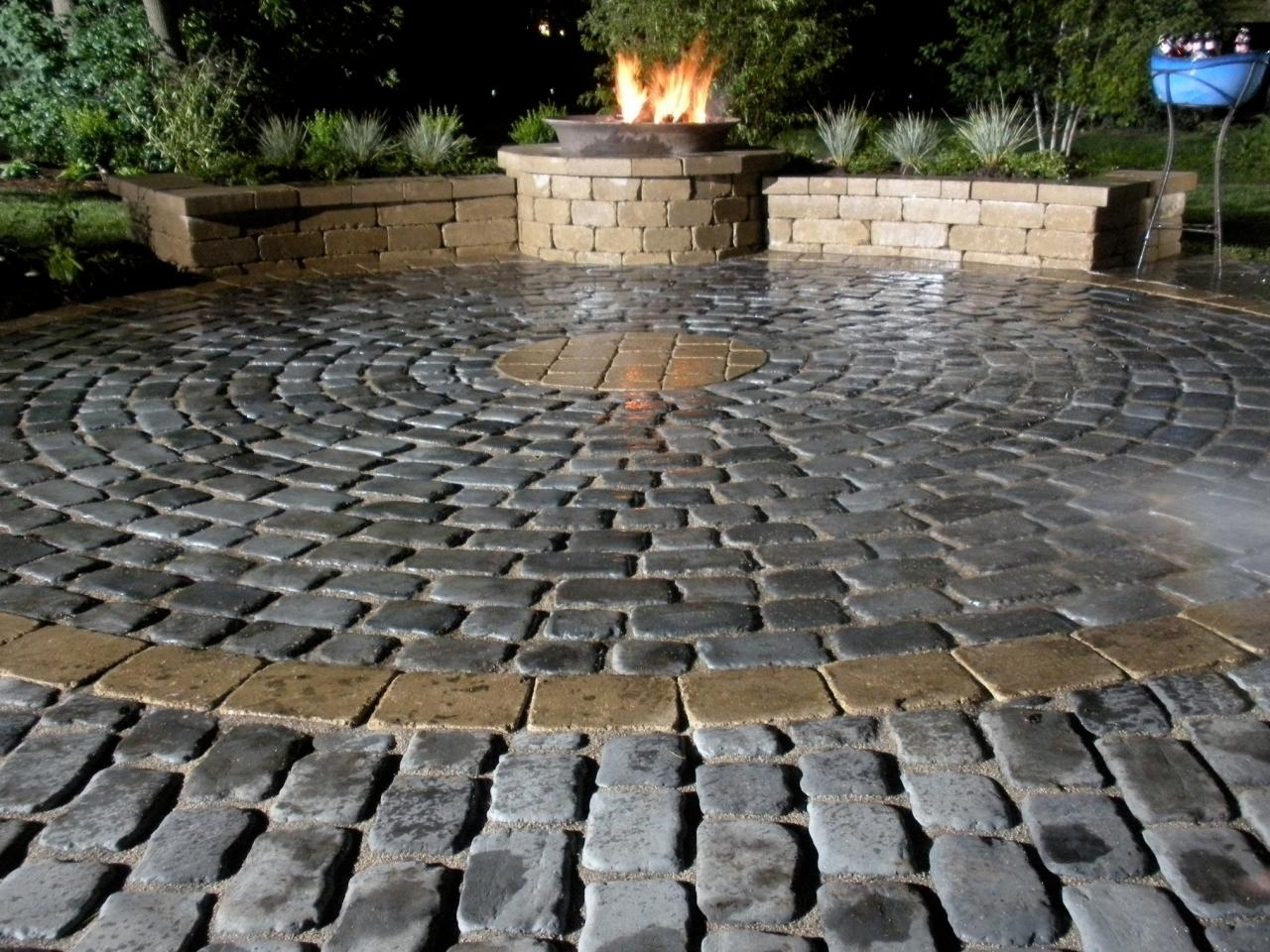 Image of: 66 Fire Pit And Outdoor Fireplace Ideas Diy Network Blog Made Throughout Landscape Fire Pits Fireplaces Landscape Fire Pits