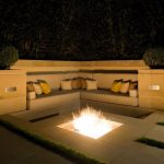 9 Inspiring In Ground Fire Pit Designs And Ideas Outdoor Fire Inside Bio Ethanol Outdoor Fireplace Wonderful Bio Ethanol Outdoor Fireplace