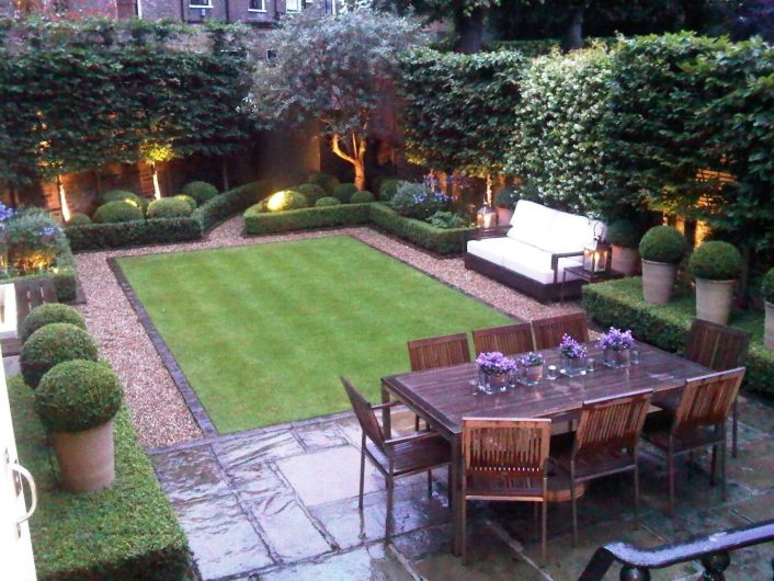 955 Best Small Yard Landscaping Images On Pinterest Inside Backyard Landscaping Plans Cheap Backyard Landscaping Plans