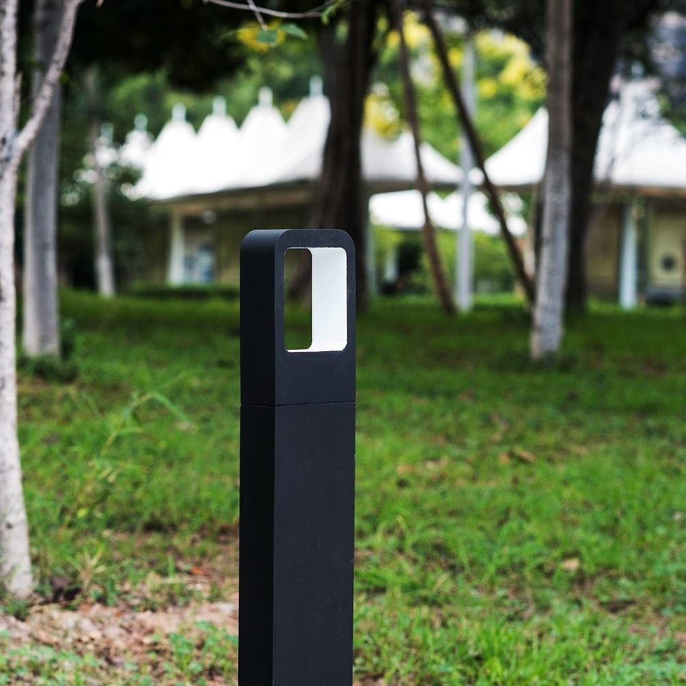 Image of: Aluminum Alloy Outdoor Bollard Lighting Style
