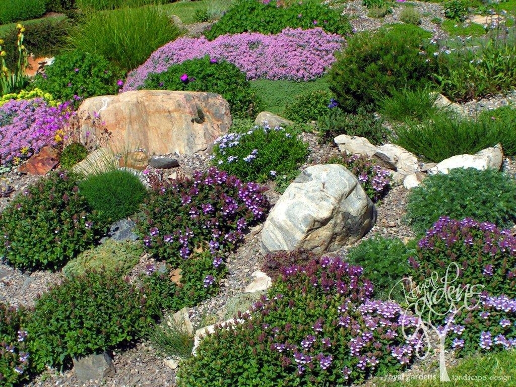 Image of: Backyard Hillside Landscape Ideas Designs Ideas And Decor Throughout Hillside Landscape Ideas Creative Hillside Landscape Ideas