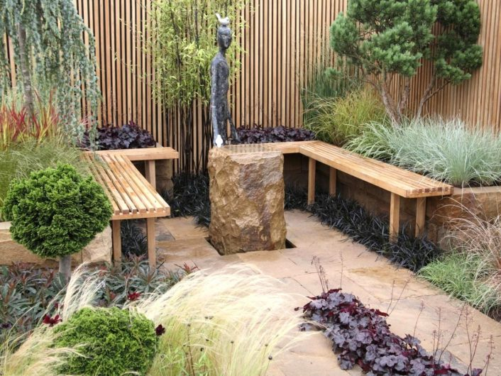 Beautiful Courtyard Garden Design Ideas Pictures Images Moonrp For Courtyard Landscaping Ideas Beautiful Courtyard Landscaping Ideas