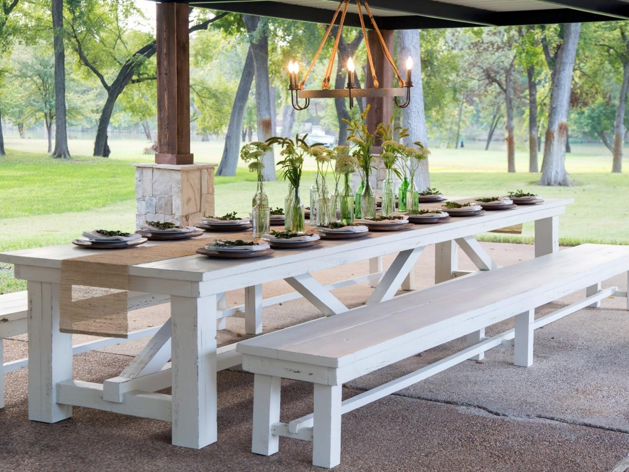 Image of: Best 25 Round Outdoor Table Ideas On Pinterest Outdoor Deck Throughout Commercial Outdoor Dining Furniture Great Commercial Outdoor Dining Furniture