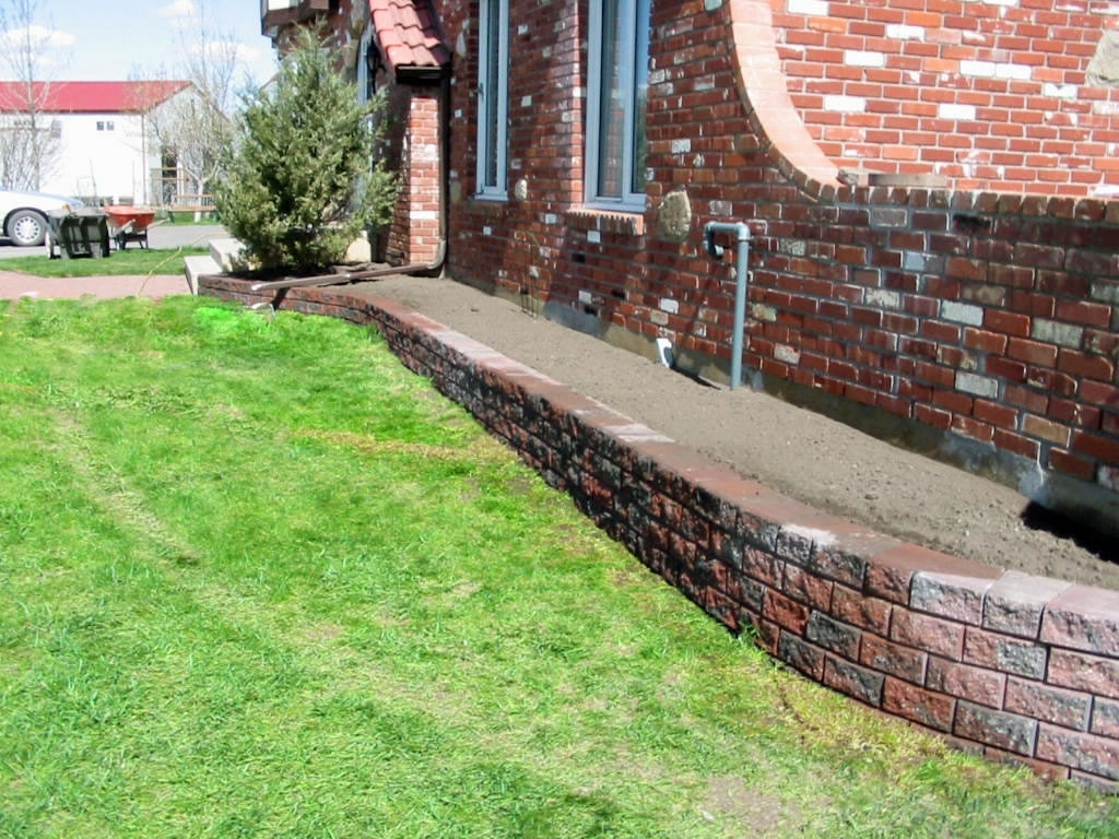 Image of: Blogs Me Red Landscaping Bricks Intended For Bricks For Landscaping Edge Bricks For Landscaping Ideas