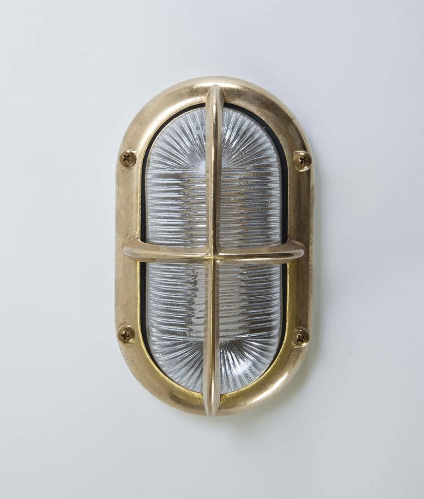 Image of: Bulkhead Light Brian Brass Industrial Bathroom Lighting Pertaining To Outdoor Bulkhead Lighting Wonderful Garden Outdoor Bulkhead Lighting