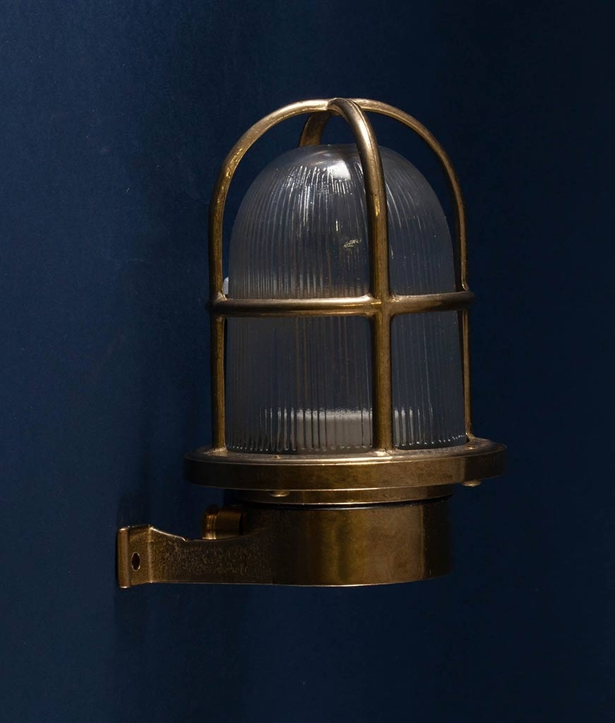 Image of: Bulkhead Light Simon Brass Industrial Bathroom Lighting Regarding Outdoor Bulkhead Lighting Wonderful Garden Outdoor Bulkhead Lighting