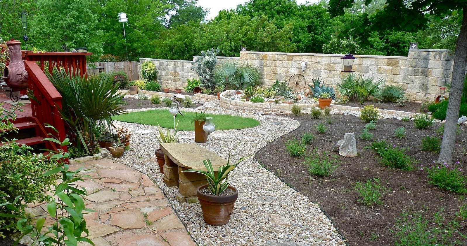Central Texas Gardening Providing Informational Horticultural Intended For Drought Friendly Landscaping Create Beautiful Drought Friendly Landscaping