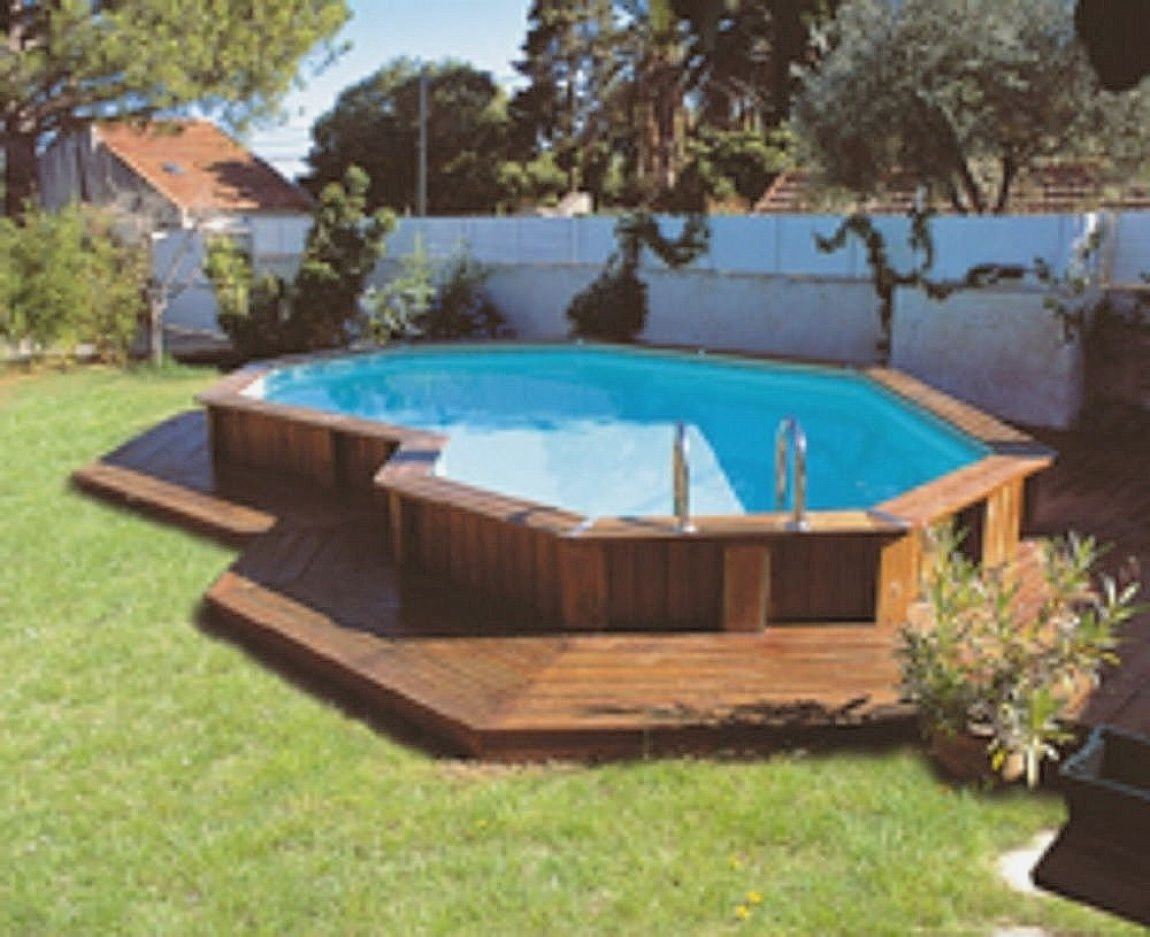 Image of: Cheap Above Ground Pool Landscaping Explore More About Design Intended For Above Ground Pool Landscaping Ideas Above Ground Pool Landscaping