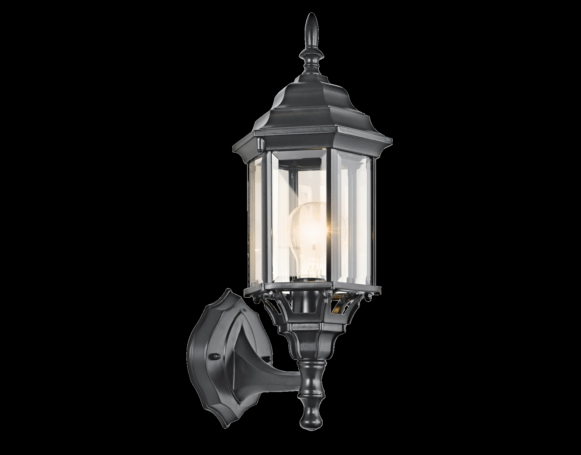 Image of: Chesapeake 1 Light With Kichler Outdoor Wall Lighting