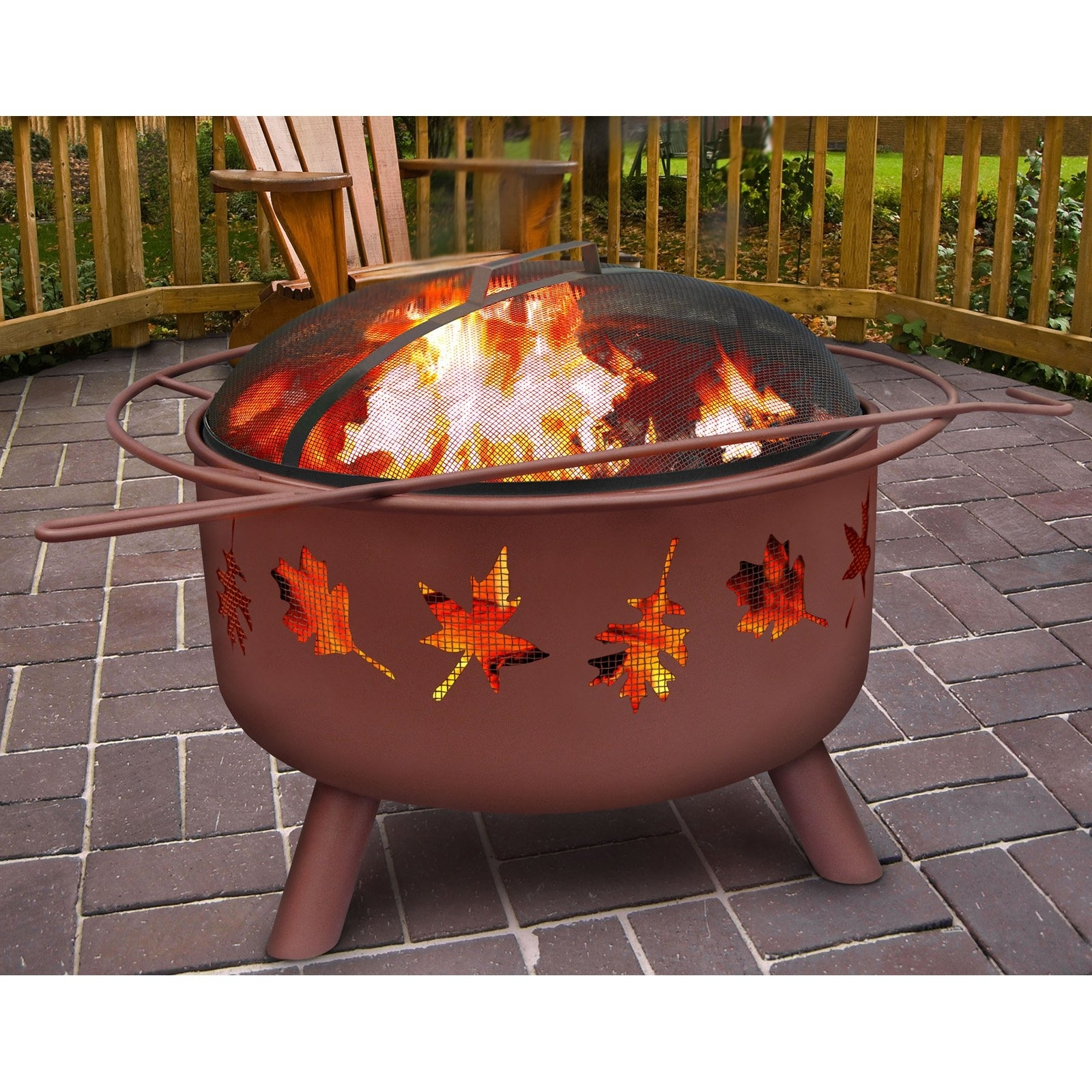 Image of: Grill Kits Relaxing Chiminea Within Large Clay Chiminea Outdoor Fireplace