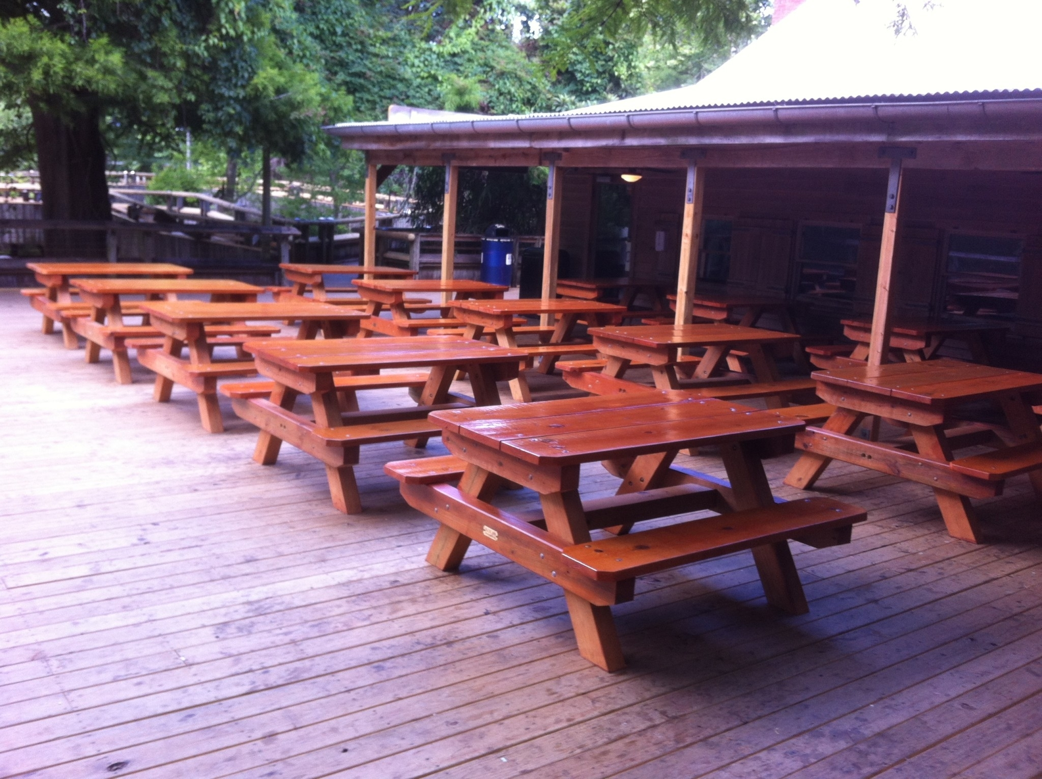Image of: Commercial Grade Nola Woodworks Intended For Commercial Grade Outdoor Furniture
