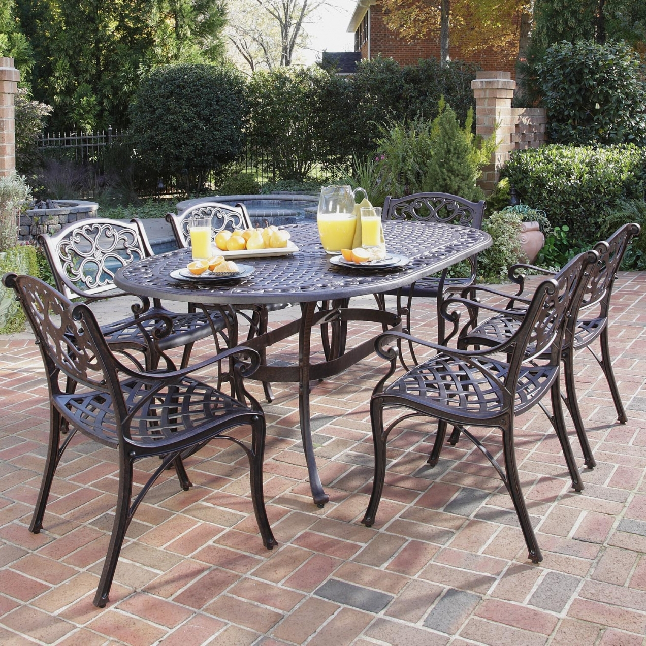 Commercial Outdoor Dining Furniture Pertaining To Commercial Outdoor Dining Furniture Great Commercial Outdoor Dining Furniture