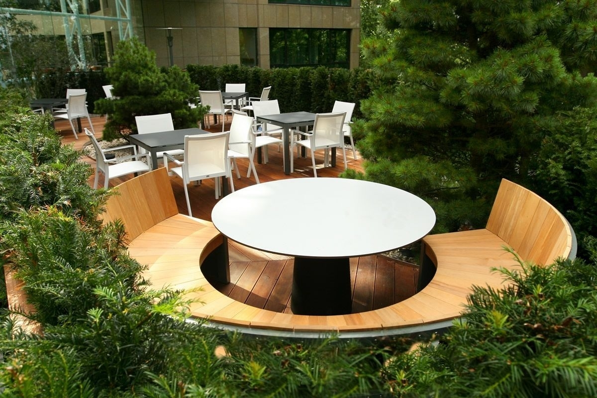 Image of: Commercial Outdoor Furniture Simple Outdoor Throughout Commercial Outdoor Dining Furniture Great Commercial Outdoor Dining Furniture