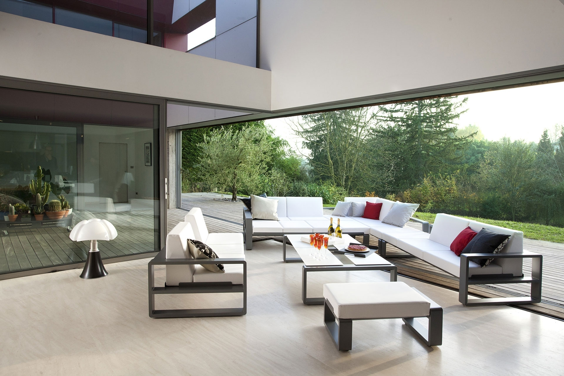 Image of: Contemporary Outdoor Furniture Style Home Design Classy Simple In Throughout Outdoor Contemporary Furniture Wooden Outdoor Contemporary Furniture