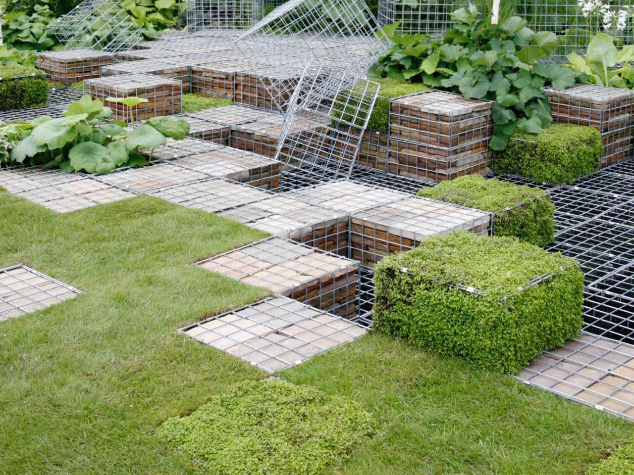 Image of: Creative Landscaping Ideas Hgtv Throughout Creative Landscapes Wonderful Ideas Creative Landscapes
