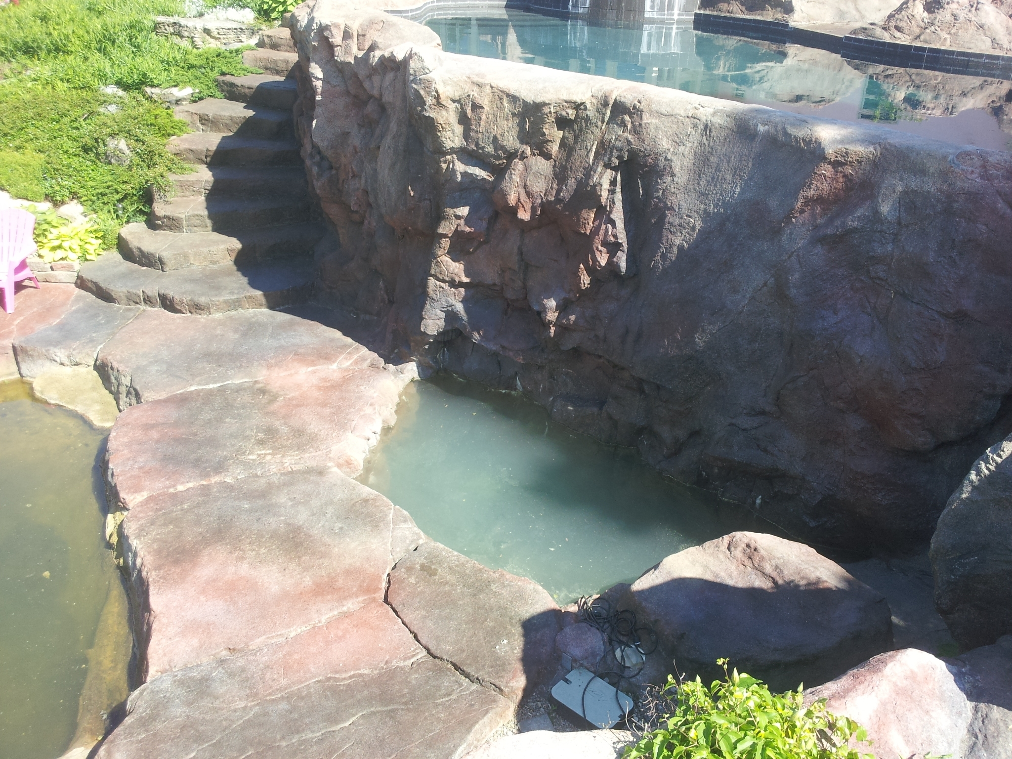 Custom Fake Rock Residential Projects Rockscapes Artificial Throughout Fake Rocks For Landscaping Affordable Fake Rocks For Landscaping