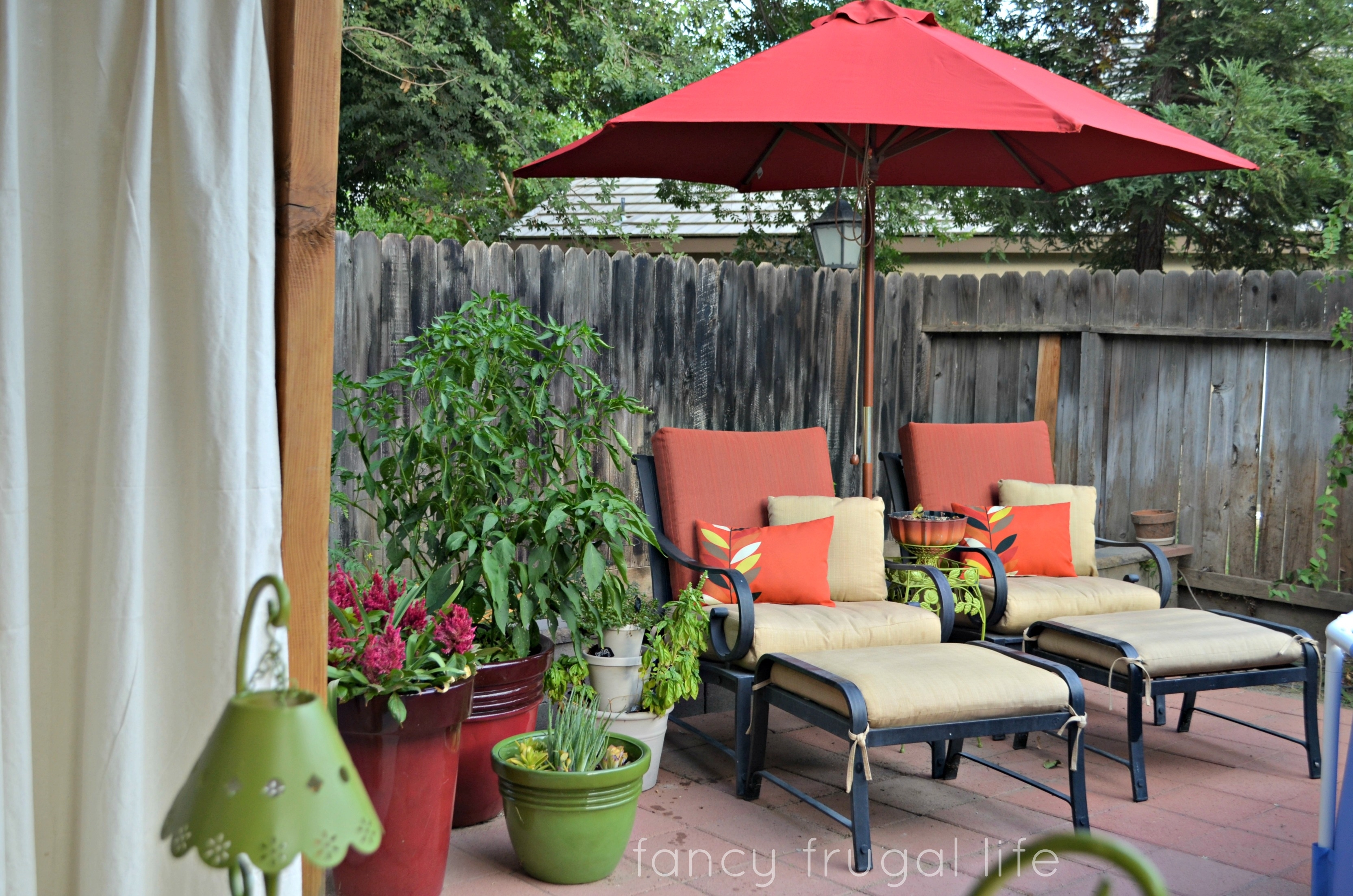 Image of: Decorating How Beautiful Target Patio Cushions With Lovely Colors Intended For Red Outdoor Seat Cushions Red Outdoor Seat Cushions Set For Patio