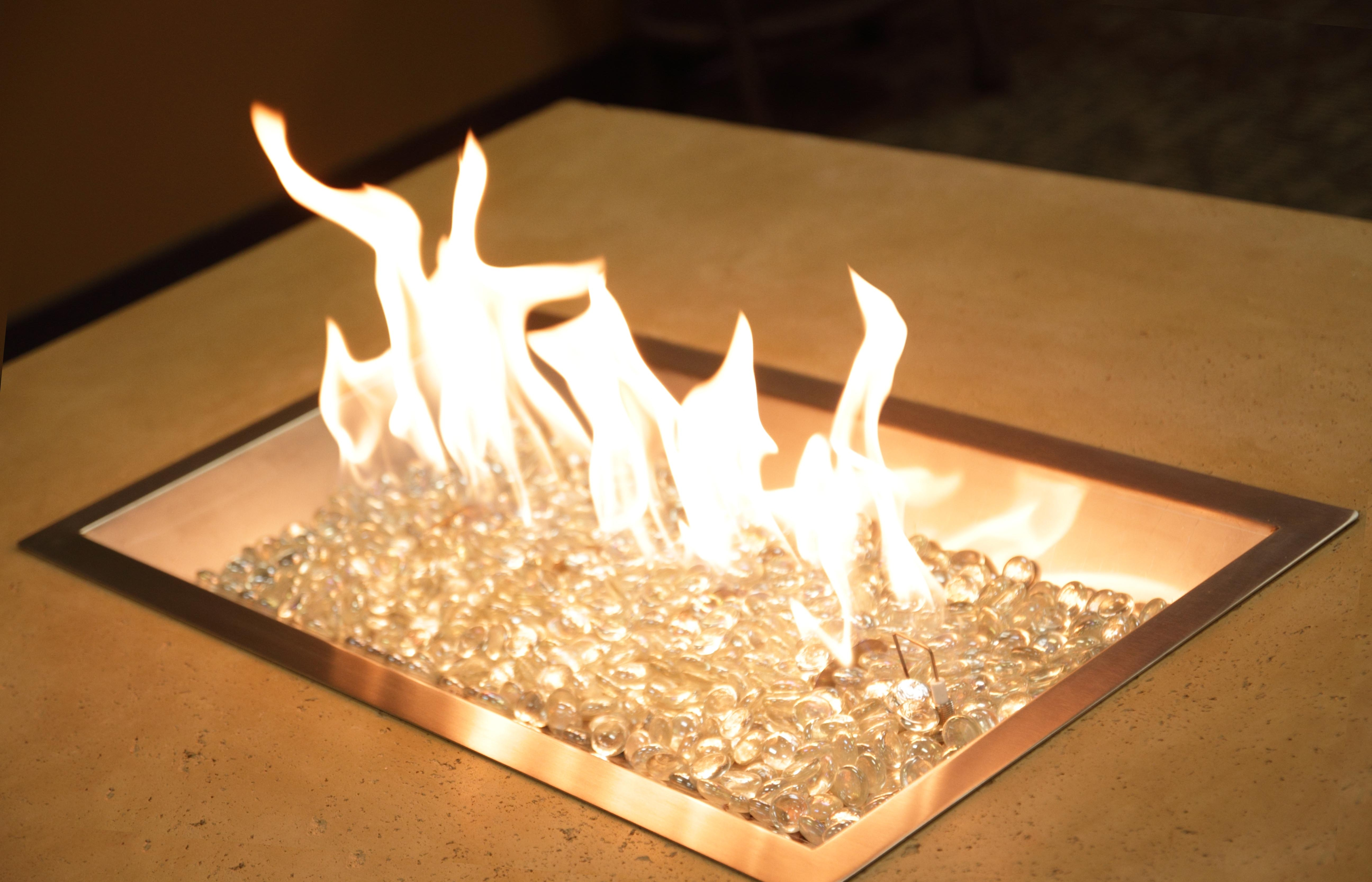 Image of: Diy Fire Glass Bowl Build A Propane Fire Pit Magnificent On Pertaining To Outdoor Fireplace Burner Outdoor Fireplace Burner Clan