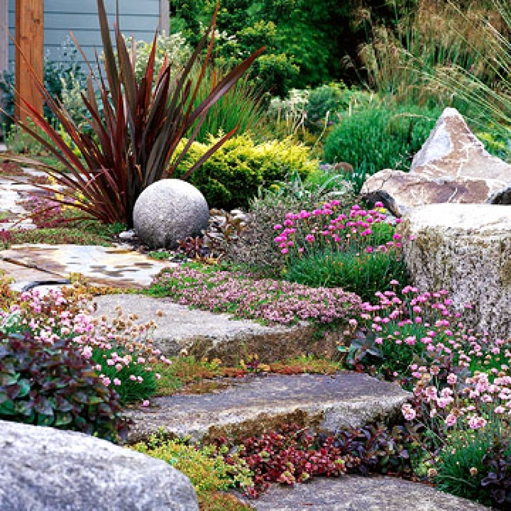 Image of: Drought Tolerant Landscape Design Plans Beautiful Top At Drought In Drought Friendly Landscaping Create Beautiful Drought Friendly Landscaping