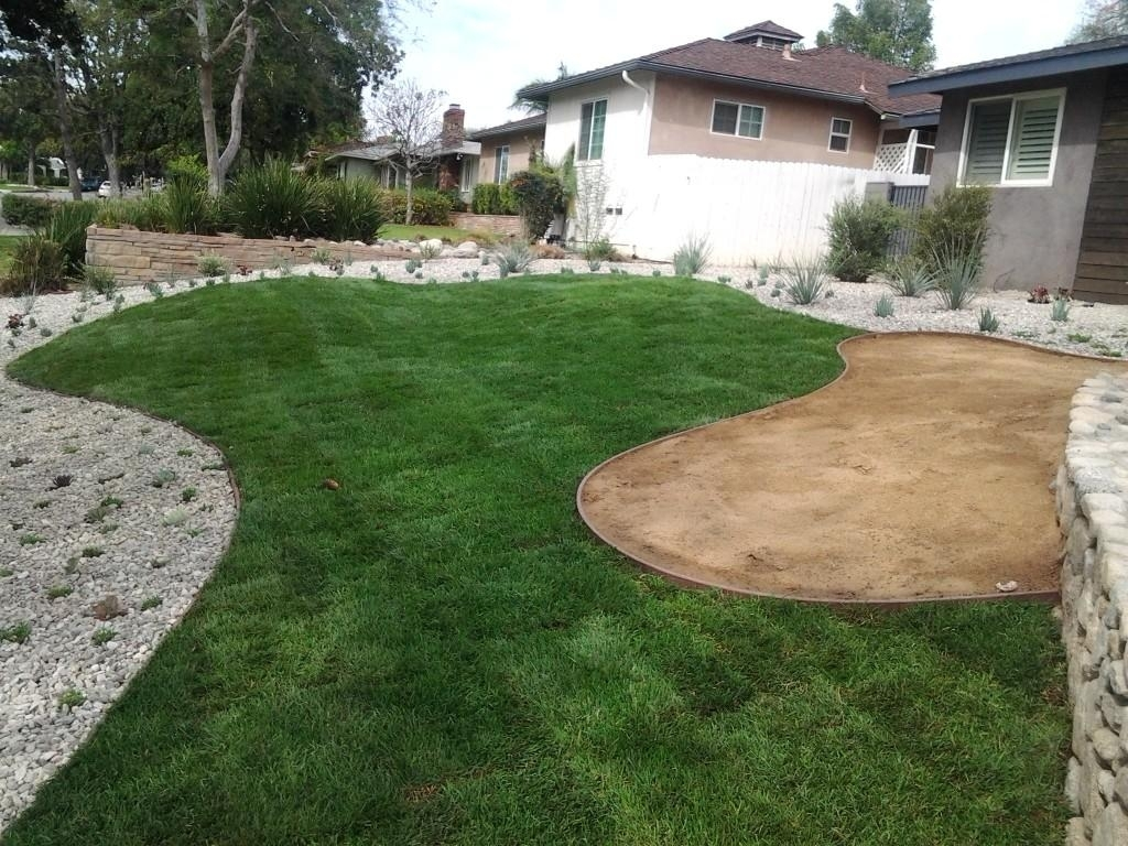Image of: Drought Tolerant Landscaping And Hardscape Services Los Angeles With Regard To Drought Friendly Landscaping Create Beautiful Drought Friendly Landscaping