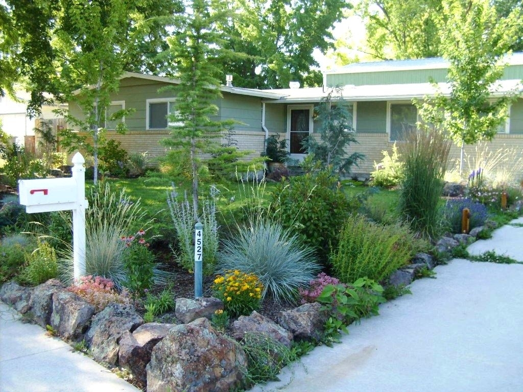 Image of: Plants Landscape Design Ideas Throughout Nice Drought Tolerant Landscape Design