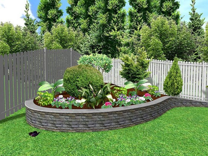Easy Landscape Ideas Best And Easy Landscaping Ideas For Your In Easy Landscaping Ideas Easy Landscaping Ideas Patio