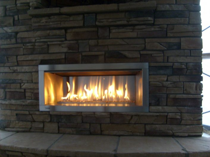 Exteriors Eyecatching Modern Outdoor Fireplaces Turn The Patio Inside Fake Outdoor Fireplace Build Fake Outdoor Fireplace