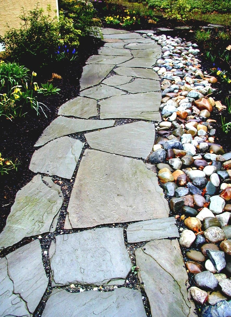 Flat Landscaping Rocks Crafts Home Pertaining To Flat Landscaping Rocks Flat Landscaping Rocks Garden