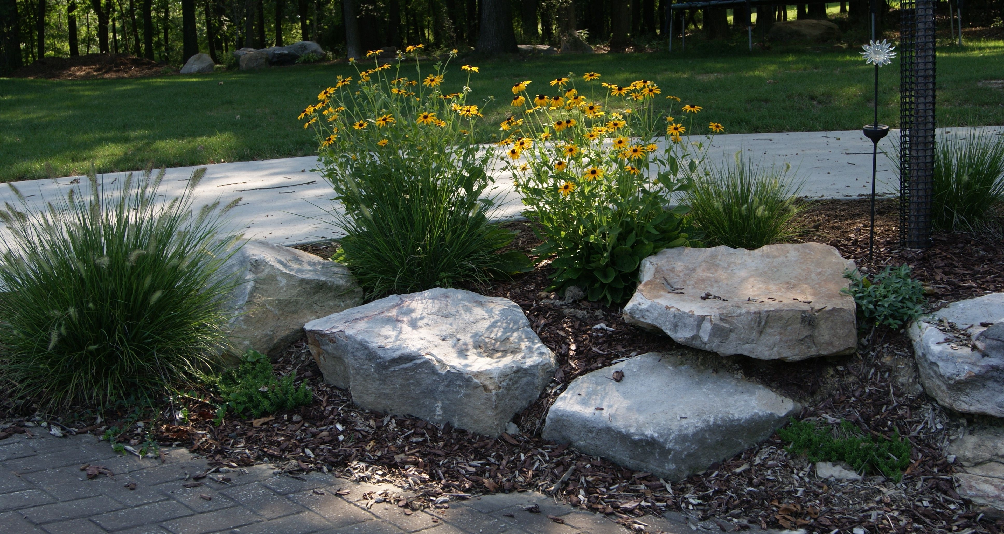 Image of: Flower Power Glenhaven Outdoor Furniture The Best Flowers Ideas As In Decorative Rocks For Landscaping Decorative Rocks For Landscaping Ideas