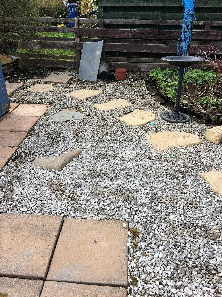 Image of: Garden Chuckiesstonesgraveldecorative Aggregate Pale Greysh For Decorative Landscape Gravel Different Types Decorative Landscape Gravel