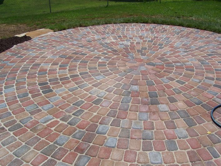 Garden Design Garden Design With Landscaping With Pavers Throughout Landscaping Pavers Easy Steps To Install Landscaping Pavers