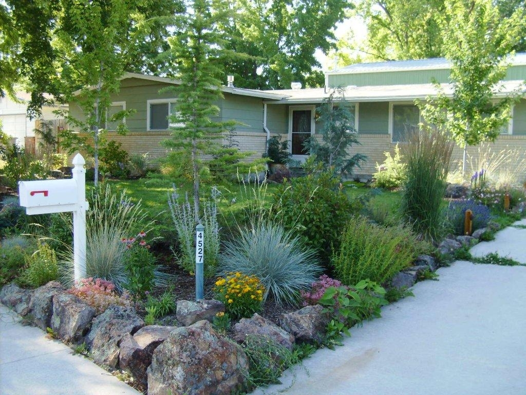 Image of: Tolerant Landscape Plans Design Ideas And Decor Pertaining To Drought Landscaping