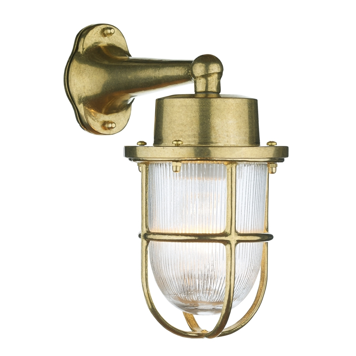Image of: Harbour Outdoor Wall Light Brass With Brass Outdoor Lights Brass Outdoor Lights Beautify Exterior
