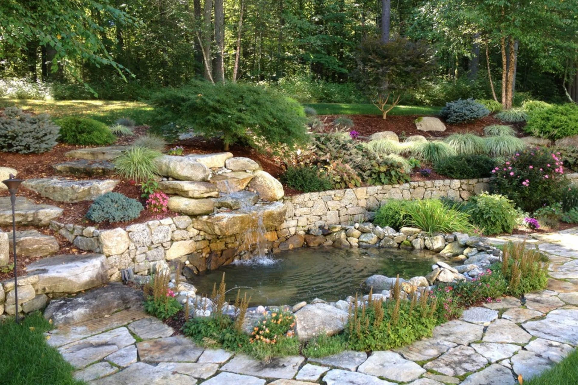 Image of: Hardscaping Design How To Give Your Outdoor Space Contrast And Form Inside Focal Point Landscaping Ideas Focal Point Landscaping