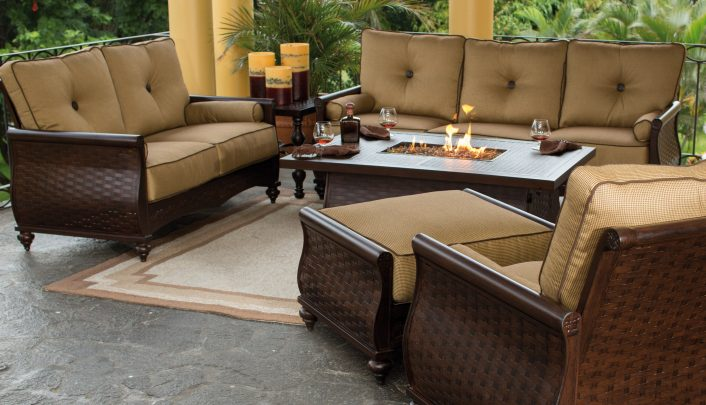 High End Patio Furniture House Designs For High End Outdoor Furniture
