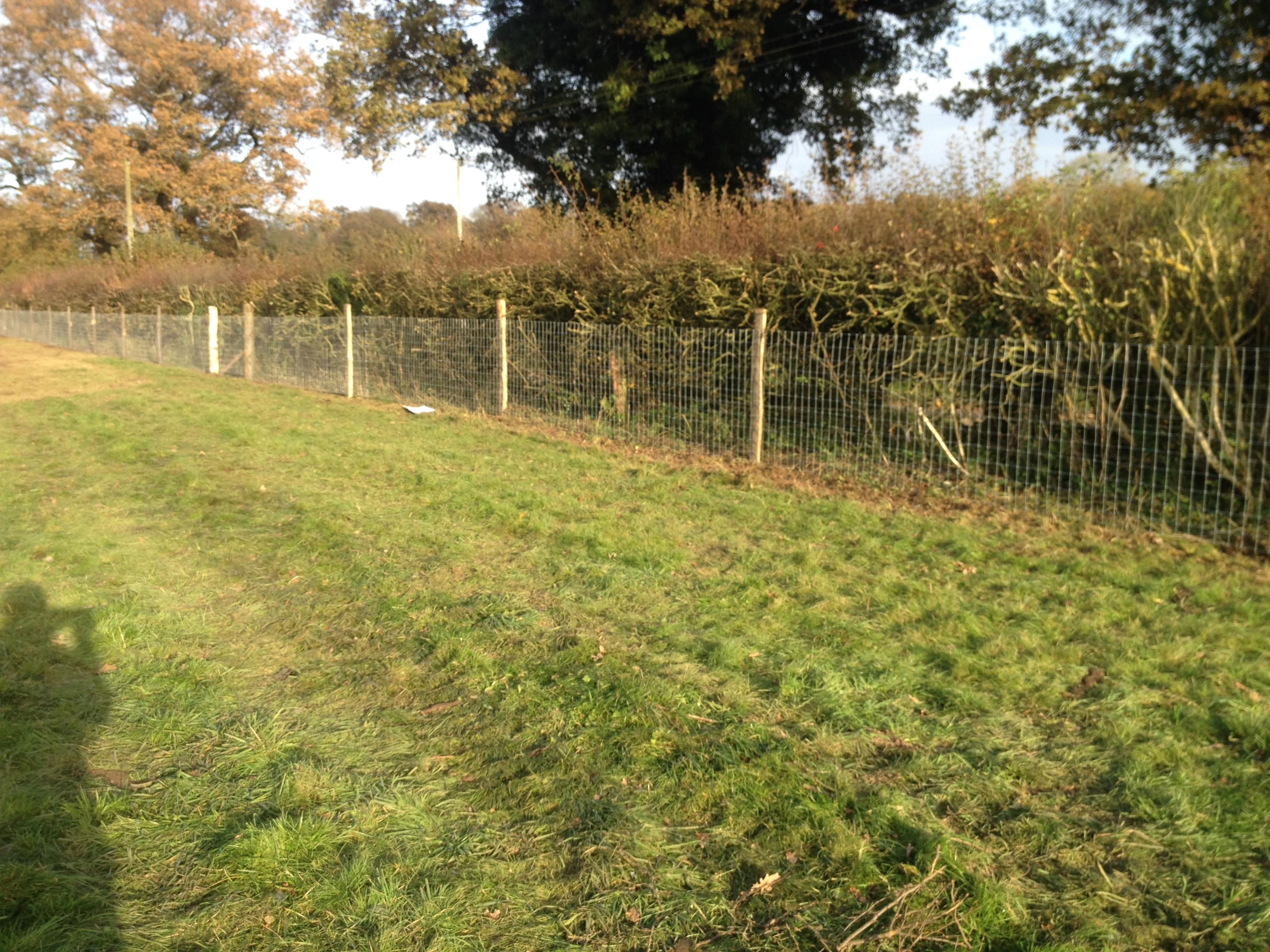 Image of: Horse Netting Wire Fencing Richard Stubbs Fencing Services Within Landscape Netting Beautiful And Useful Pergola Landscape Netting