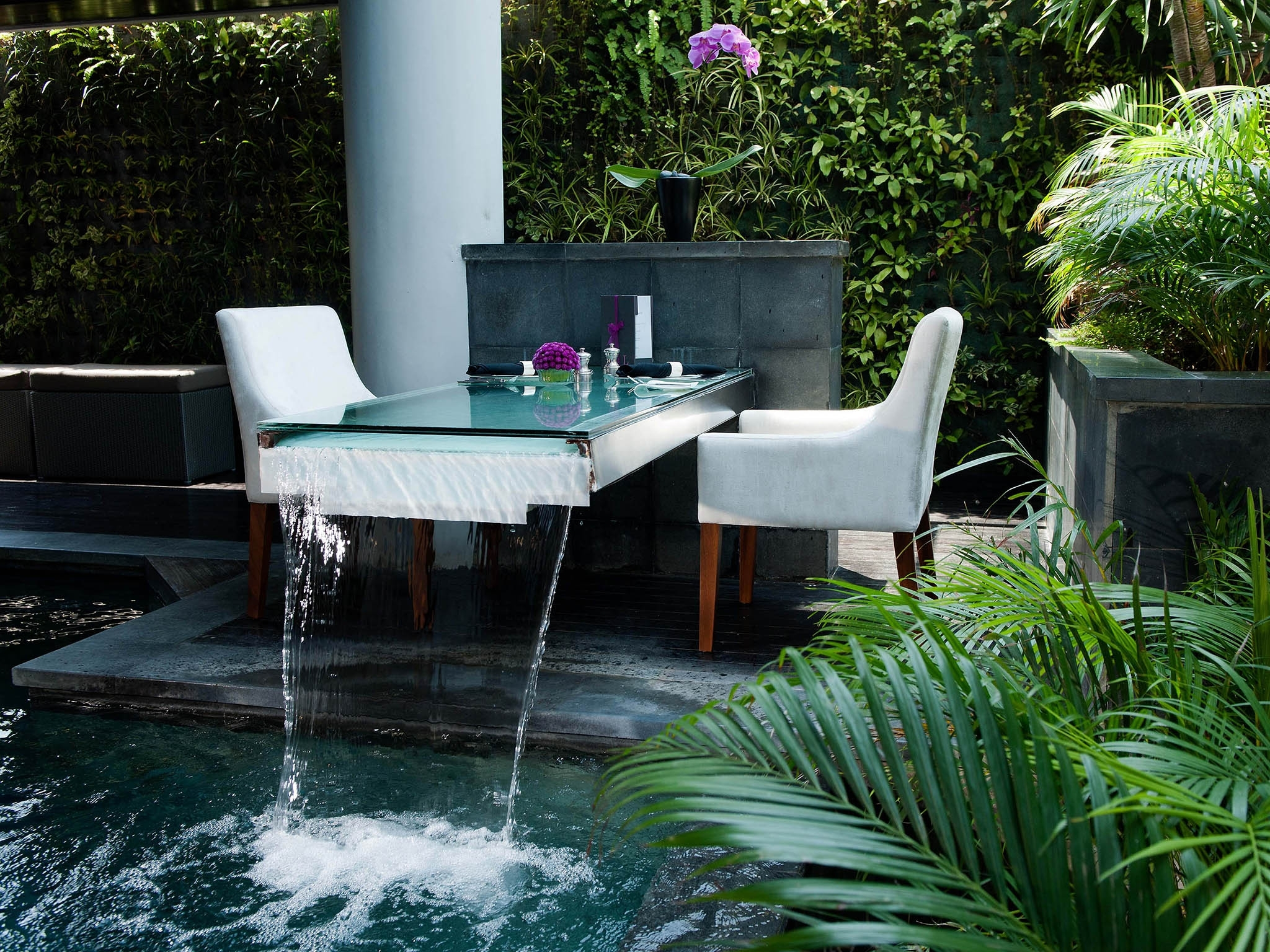 Image of: Hotel In Seminyak Lhotel Seminyak With Regard To Outdoor Hotel Furniture Good And Cozy Outdoor Hotel Furniture