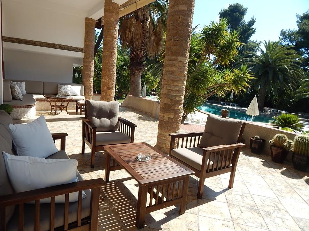 Image of: Hotel Pilalidis Pefkohori Greece Booking Inside Outdoor Hotel Furniture Good And Cozy Outdoor Hotel Furniture