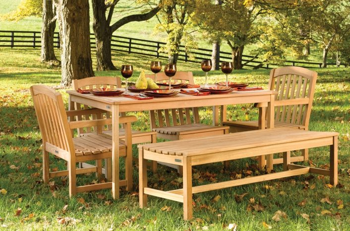 How To Build Teak Patio Furniture Glf Home Pros Regarding Outdoor Teak Wood Furniture Ways To Keep Outdoor Teak Wood Furniture