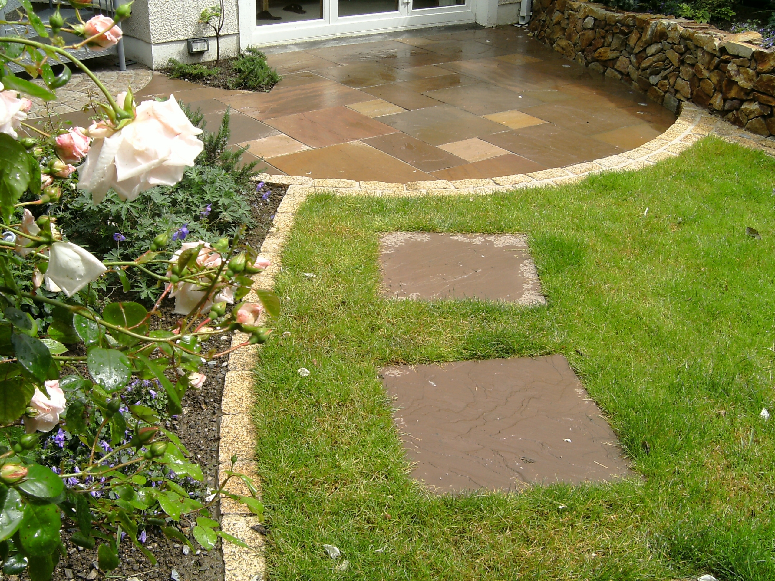 Image of: Howth Stone Mchel Quinn Landscaping Pertaining To Focal Point Landscaping Ideas Focal Point Landscaping