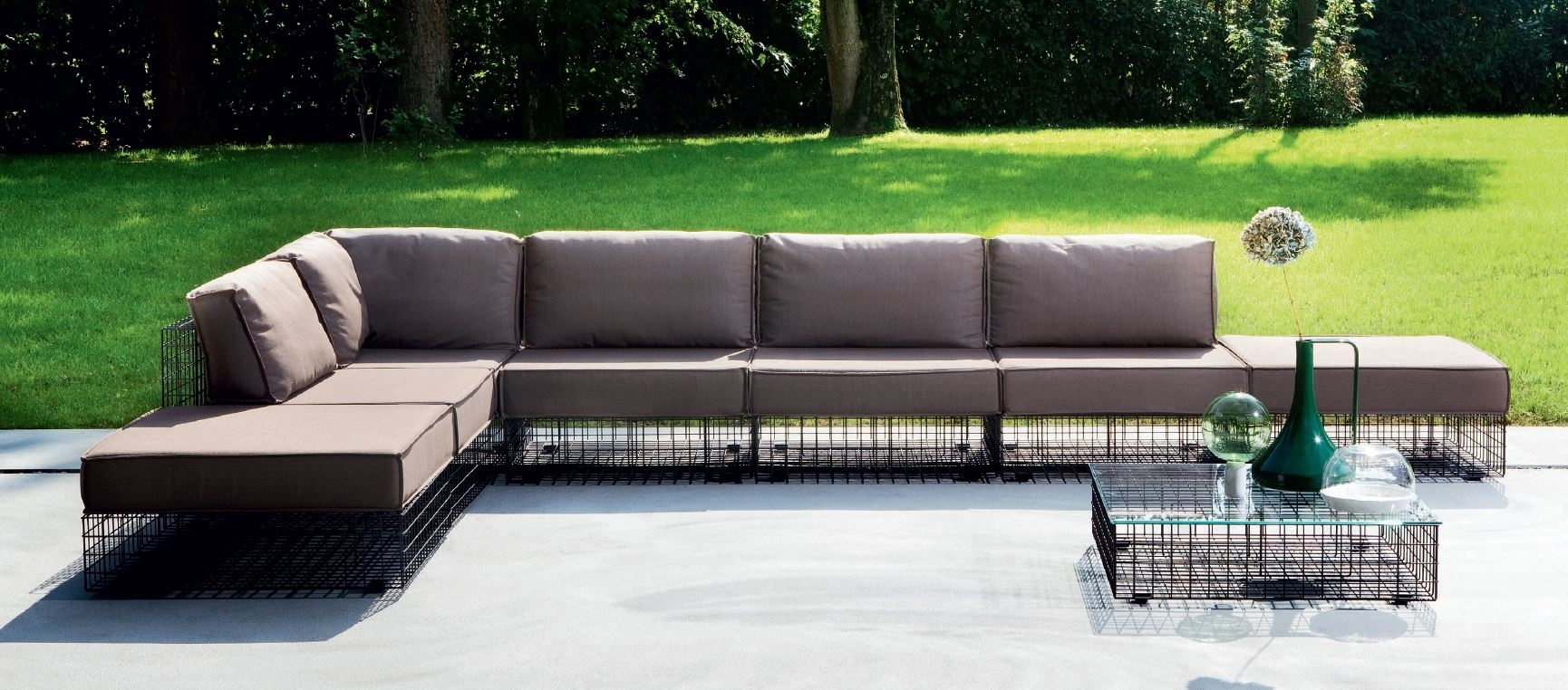 Image of: Italian Sofas At Momentoitalia Modern Sofasdesigner Sofas Pertaining To Outdoor Contemporary Furniture Wooden Outdoor Contemporary Furniture