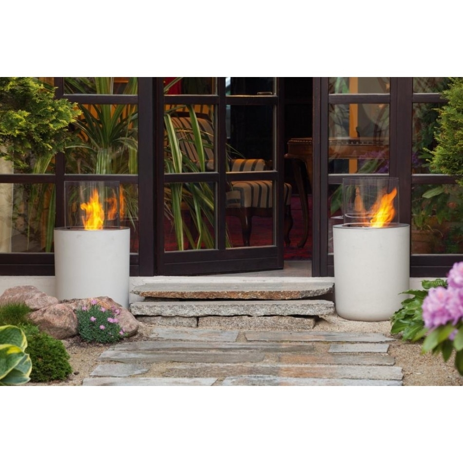 Image of: Jar Commerce Planika Outdoor For Bio Ethanol Outdoor Fireplace Wonderful Bio Ethanol Outdoor Fireplace