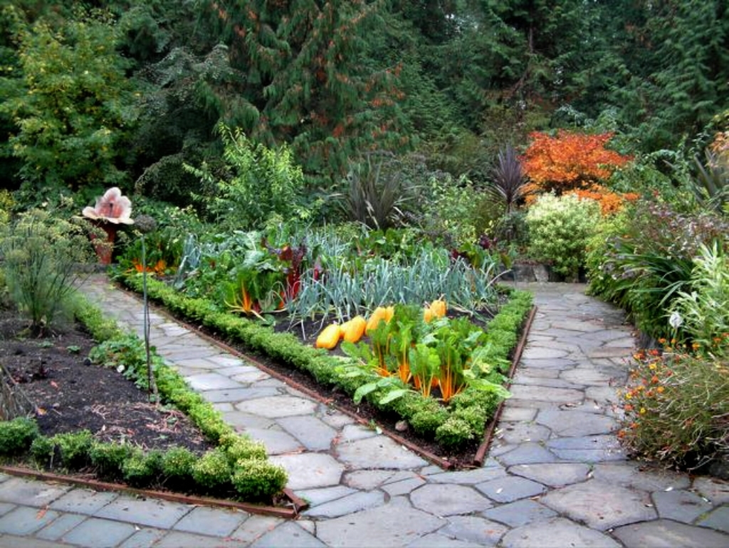 Image of: July 2014 Summit Sothes International Realty Extraordinary Pertaining To Edible Landscape Design Good Ideas Edible Landscape Design
