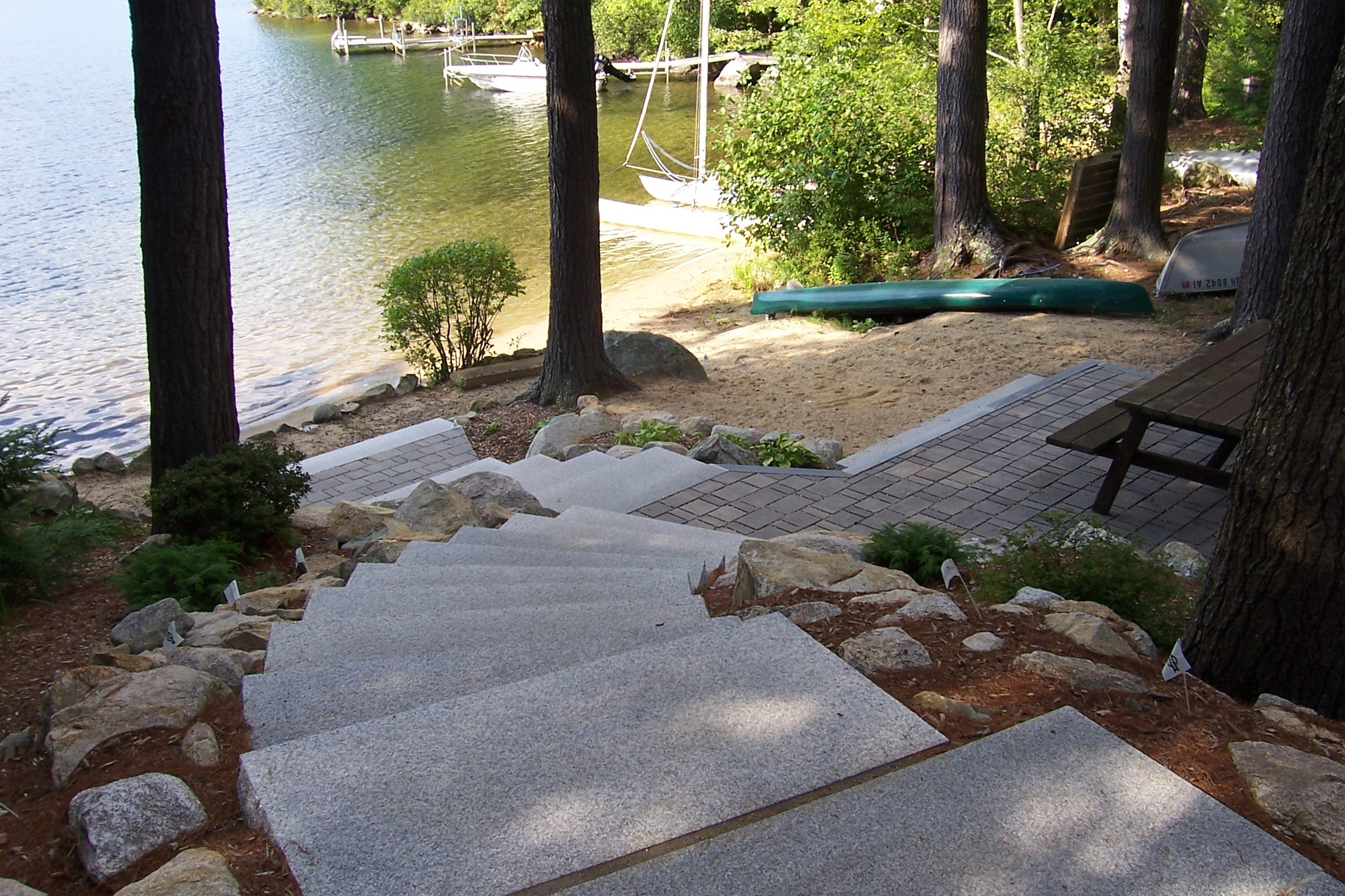 Image of: Lakes Region Nh Landscape Company Blog Lakeside Landscape Designs With Regard To Lakeside Landscaping Latest Trends In Lakeside Landscaping