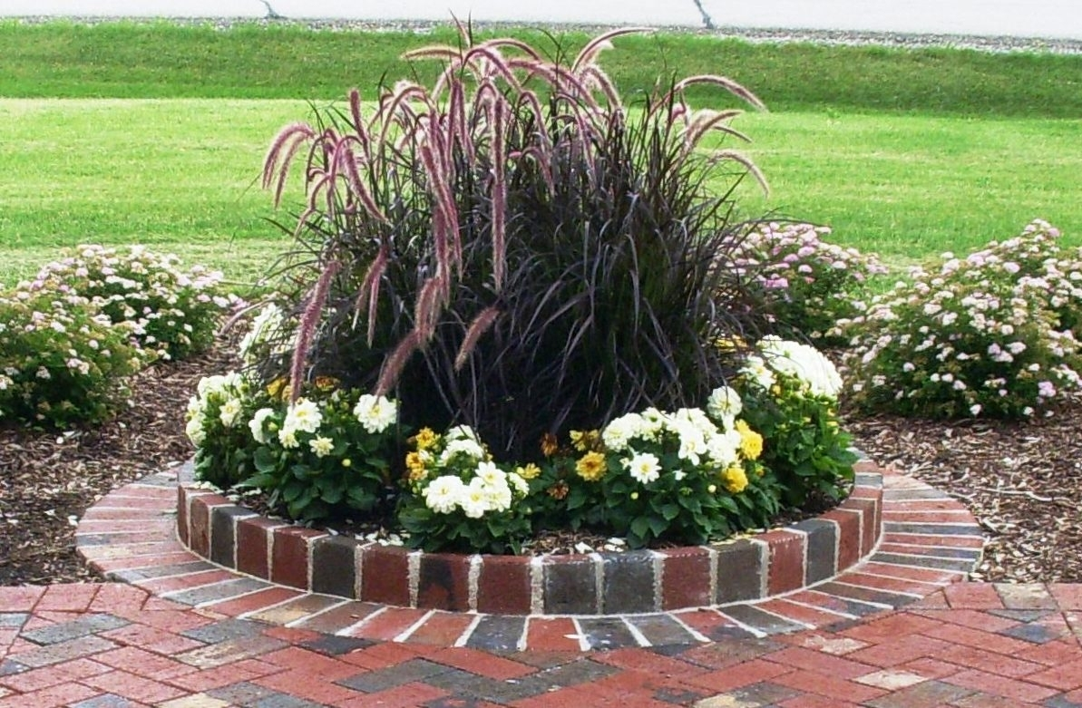 Image of: Landscape Borders Reflections From Wandsnider Landscape Architects Intended For Focal Point Landscaping Ideas Focal Point Landscaping