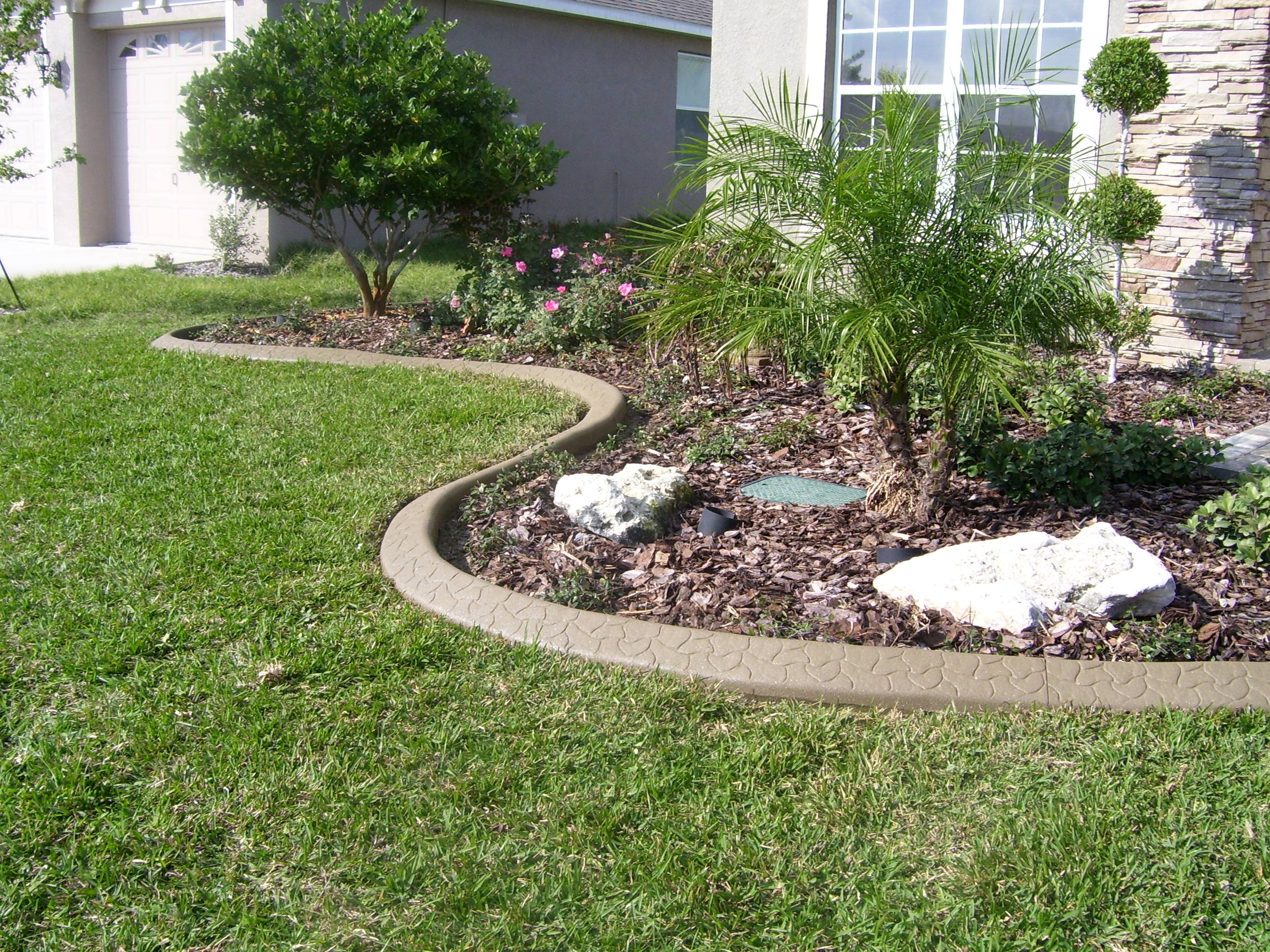 Image of: Landscape Curbing The Best Landscape Curbing Designs Within Decorative Landscape Curbing Ideas Decorative Landscape Curbing Ideas